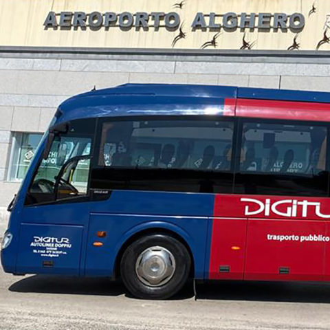 Autolinee in Sardegna